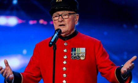 BRITAIN'S GOT TALENT 2019 WINNER COLIN THACKERY ANNOUNCES LOVE CHANGES EVERYTHING TOUR