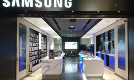 Newcastle Samsung Experience Store Relocates & Gets a New Look