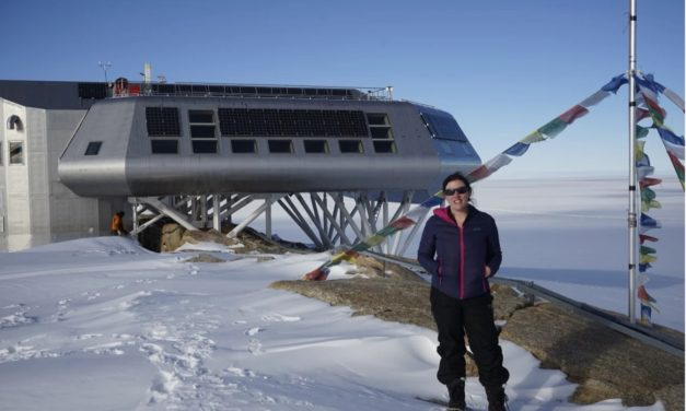 EXPERT COMMENT – Antarctica's first zero emission research station shows that sustainable living is possible anywhere