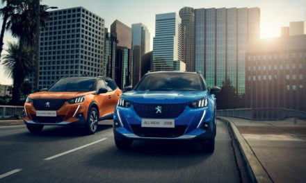 RESERVATIONS OPEN FOR ALL-NEW PEUGEOT 2008 SUV AND e-2008 SUV