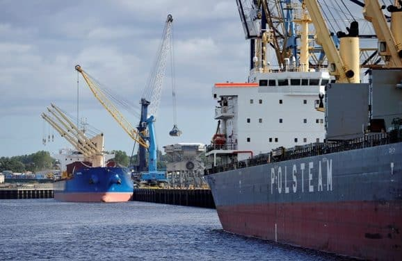 PORT OF TYNE SHORTLISTED IN THE IBJ AWARDS