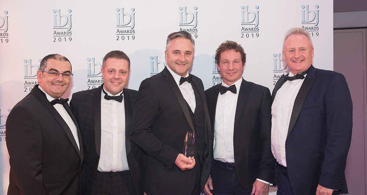 International recognition for customer service
