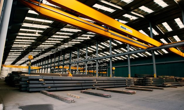 PD Ports Concludes First Phase of Major Investment in Steel Handling Facility