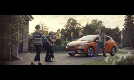 RENAULT CLIO CELEBRATES 30 YEARS IN THE MAKING WITH NEW TV ADVERT