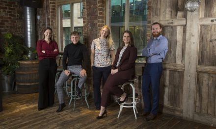 A host of young talent joins growing North East law firm
