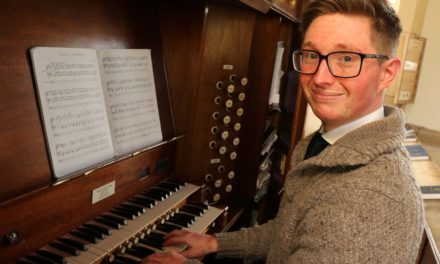 Learning the organ is no longer a pipe dream thanks to school offer