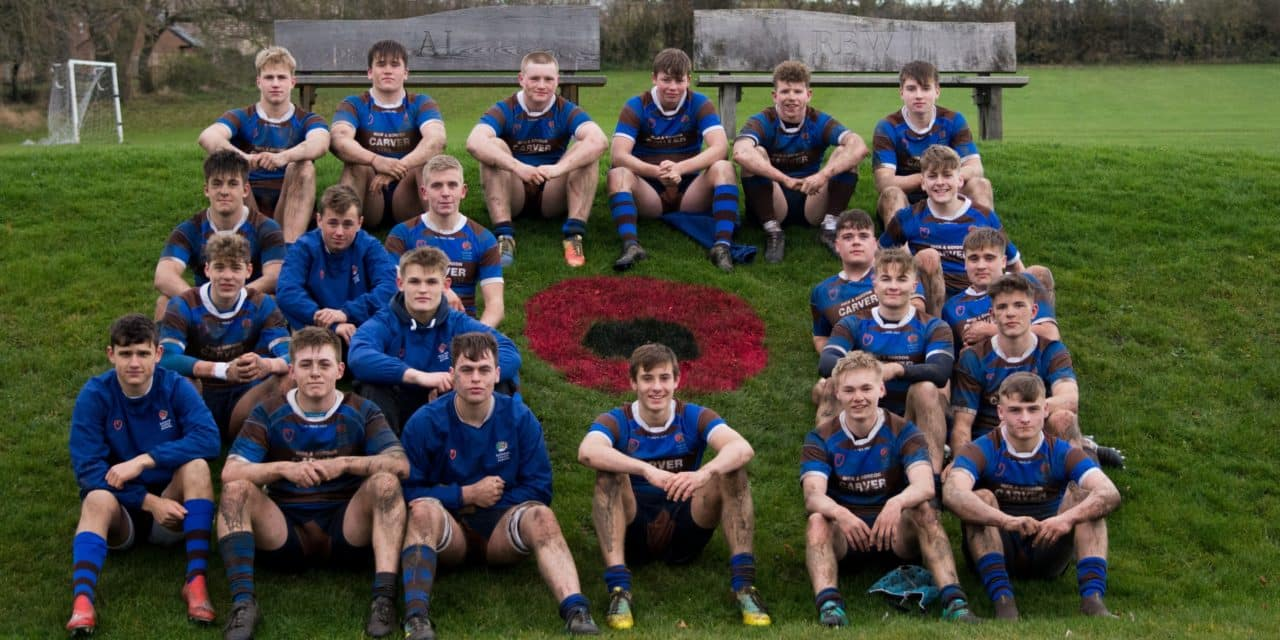 Barney's budding rugby stars celebrate significant call-ups