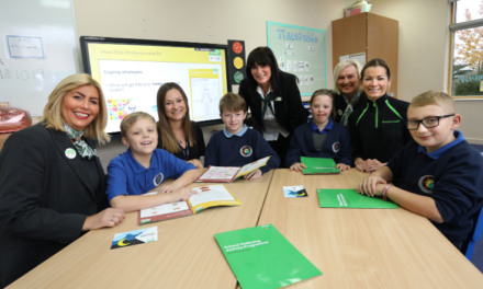 Nuffield Health launches new wellbeing programme for North East schools