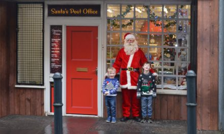 Santa Claus is coming to (Berwick) town!