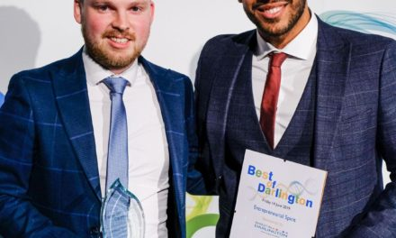 Award is icing on the cake for growing business