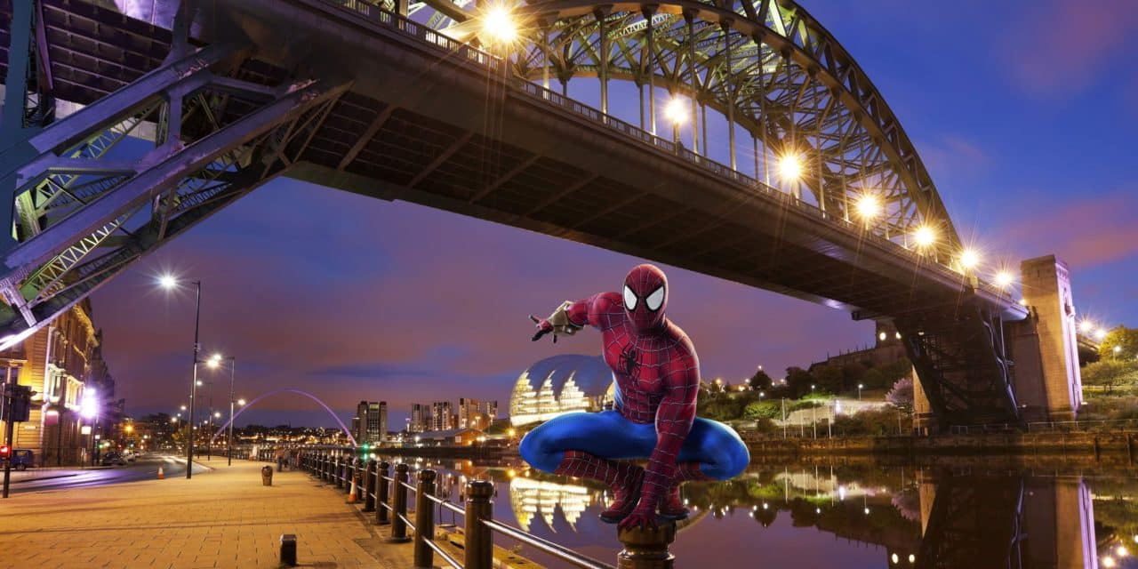 Marvel Universe LIVE! arrives in Newcastle for the fist time