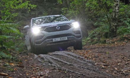 A 4×4 to take on the world – and all its weather