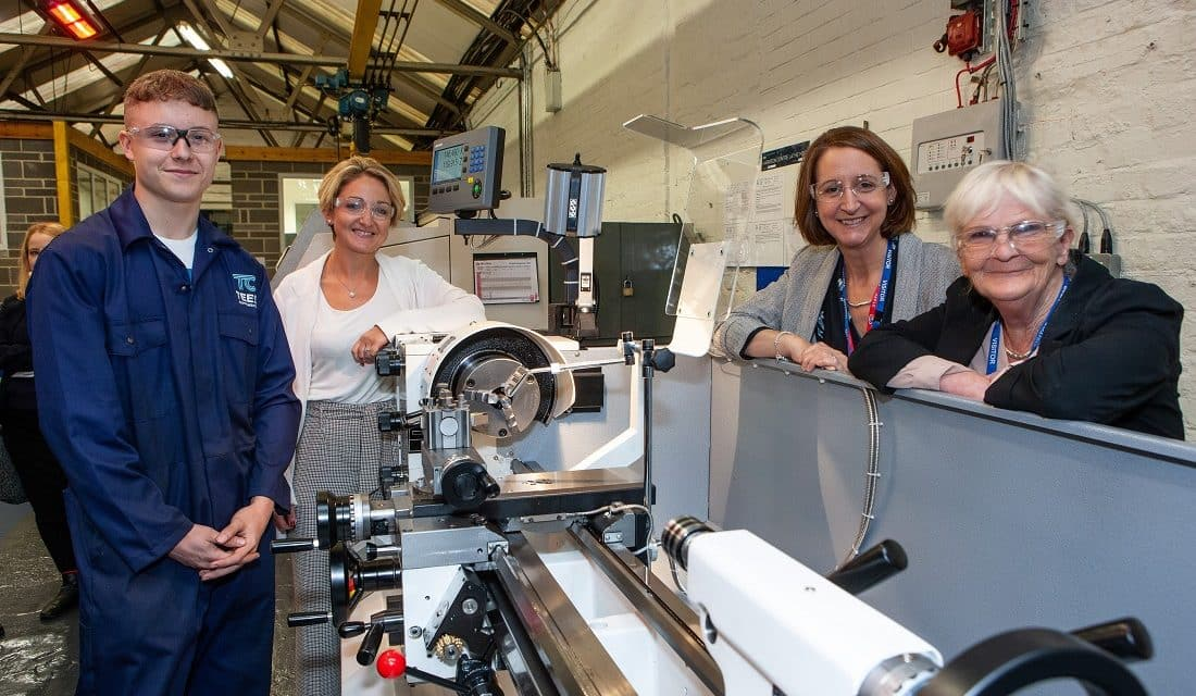 Tees Components invests £100,000 in dedicated training centre