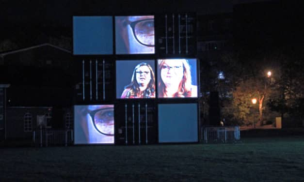 Parsons Containers to help Durham sixth form students light up installation at 10th Lumiere festival