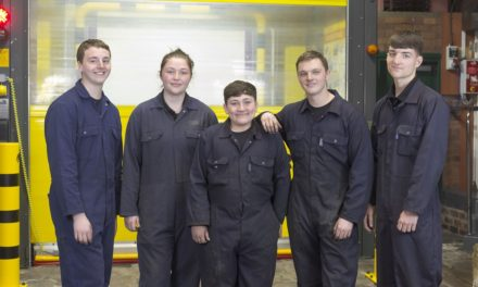 Union Industries opens the door to new apprenticeship scheme