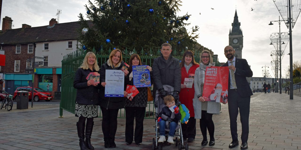 An event-full Christmas in Darlington