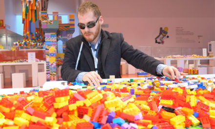 The LEGO Group to pilot LEGO® Audio & Braille Instructions