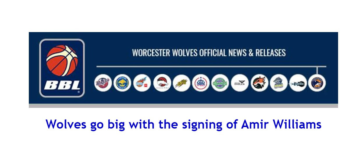 Wolves go big with the signing of Amir Williams