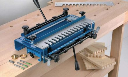 Safety Tips For Using Dovetail Jigs