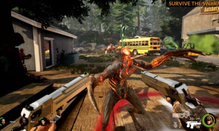 Earthfall: Alien Horde Gets New Trailer And Pre-Order Now Available