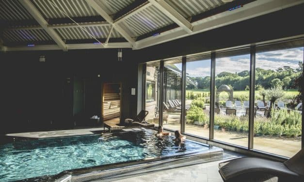 COUNT DOWN TO CHRISTMAS WITH A LUXURY SPA BREAK