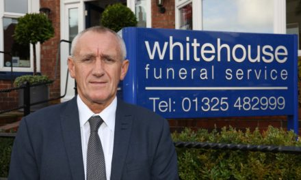 Thanks for the memories as funeral directors support residents