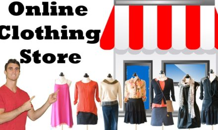 What are the essential benefits of online clothing shopping?
