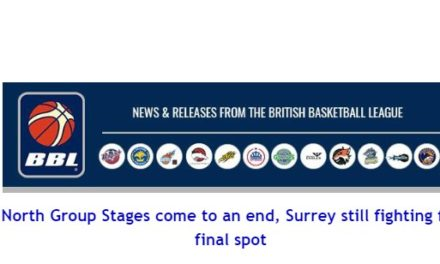 North Group Stages come to an end, Surrey still fighting for final spot