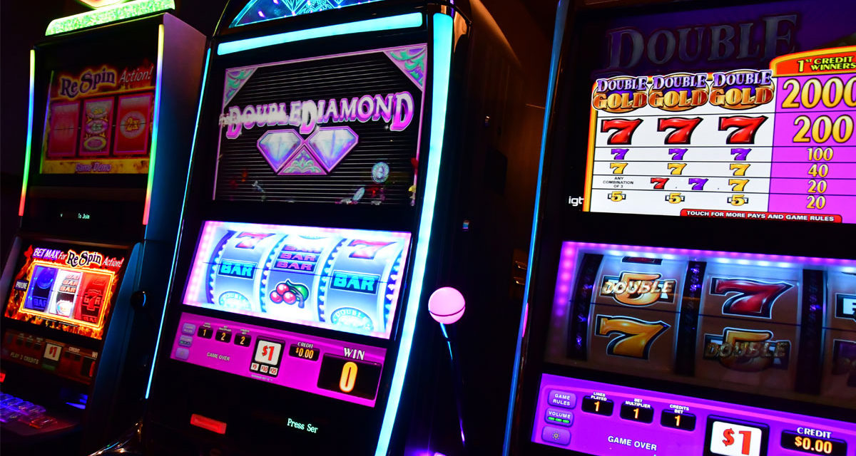 Slot Machine – Experience Real Gambling With This Smart Source!