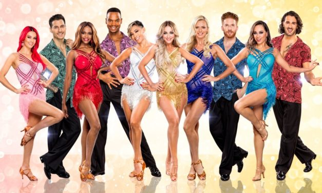 Strictly The Professionals UK Tour 2020 Pro Dancers Announced