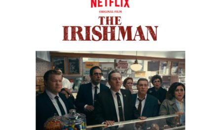 NEW TRAILER | Martin Scorsese's THE IRISHMAN starring Robert De Niro, Al Pacino & Joe Pesci