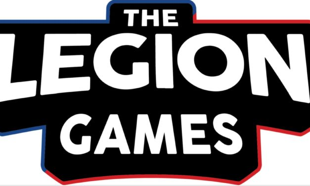 The Royal British Legion launches the Legion Games