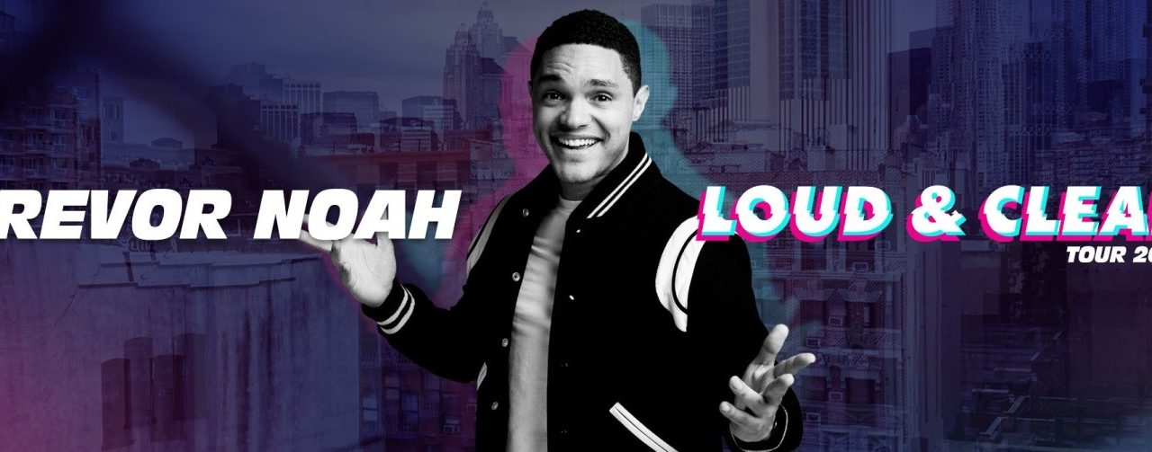Trevor Noah Load & Clear Tour Adds More UK Dates