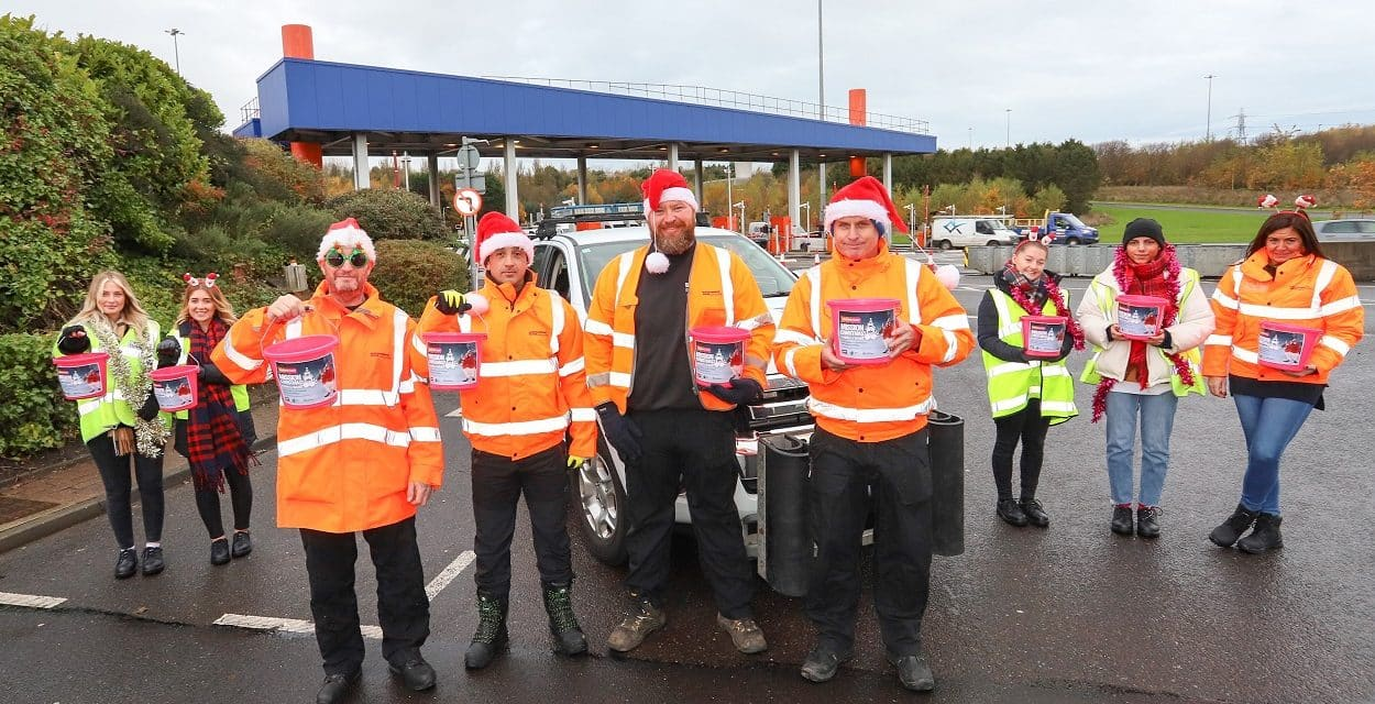 TYNE TUNNELS JOINS FORCES WITH METRO RADIO TO LAUNCH MISSION CHRISTMAS