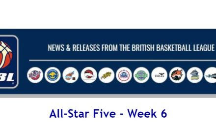 British Basketball – All-Star Five – Week 6