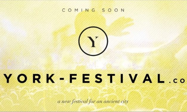 GET READY FOR YORK FESTIVAL!