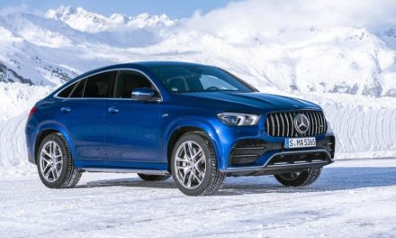 MERCEDES-BENZ GLE COUPÉ 4MATIC UK PRICING AND SPECIFICATION ANNOUNCED
