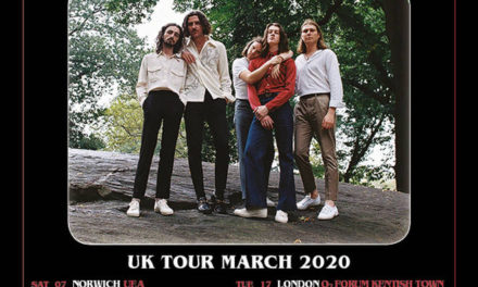 Blossoms announce new album and huge March 2020 UK tour!