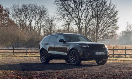 LAND ROVER UK INTRODUCES THE RANGE ROVER VELAR R-DYNAMIC BLACK LIMITED EDITION