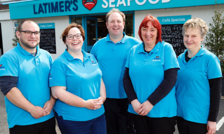 Latimer's Seafood selected as a finalist by the Guild of Fine Foods in its Shop of the Year Awards 2020
