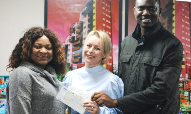 Byker food bank receives donation boost thanks to local partners