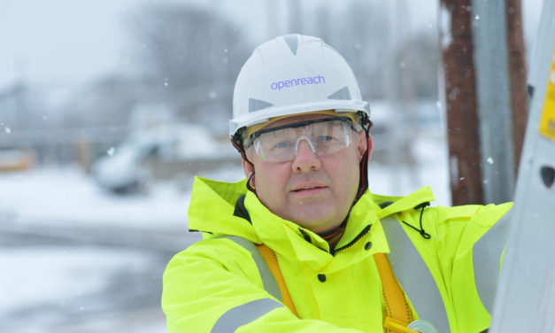 Openreach ready to keep the North East connected this winter