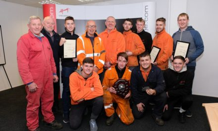 Cleveland Bridge celebrates apprenticeship achievements