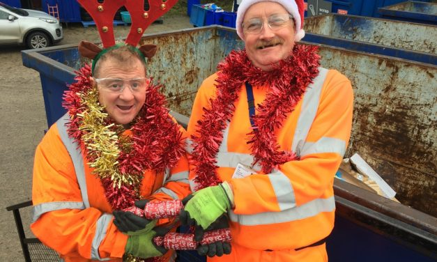 Yorwaste launch unwanted toy initiative with local charity