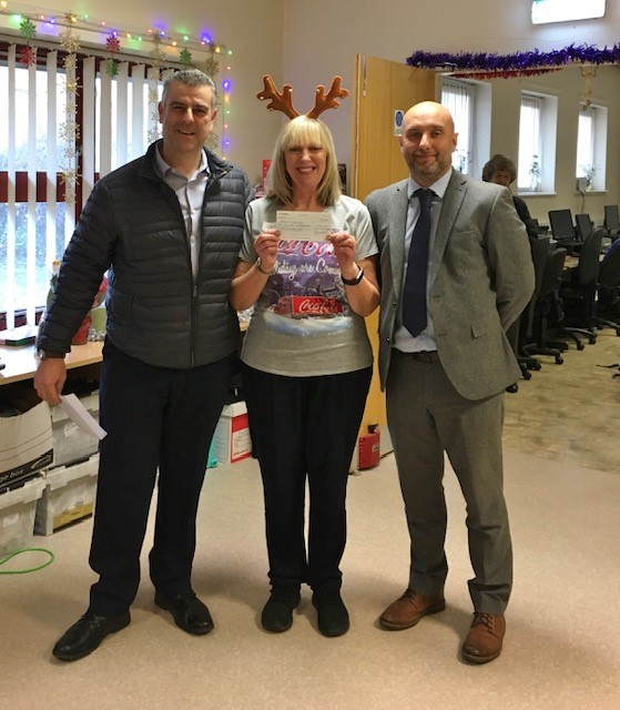 Mud, sweat and festive cheer for Cleveland Alzheimers Residential Centre