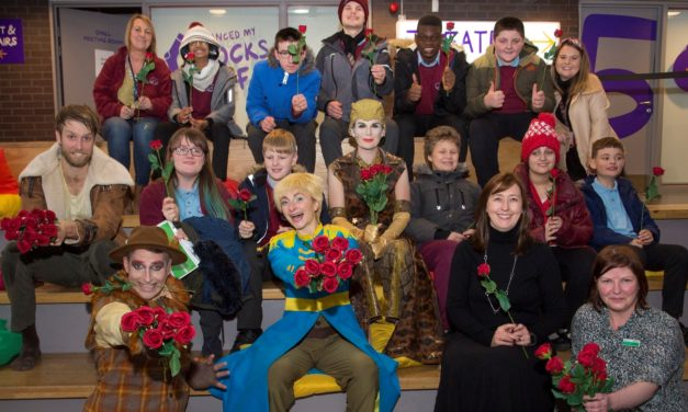 Muckle helps Dance City Reach A New Special Festive Audience