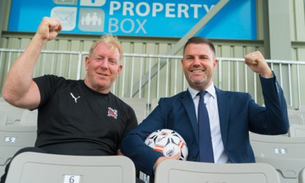 Support by My Property Box nets town centre office for Darlington FC