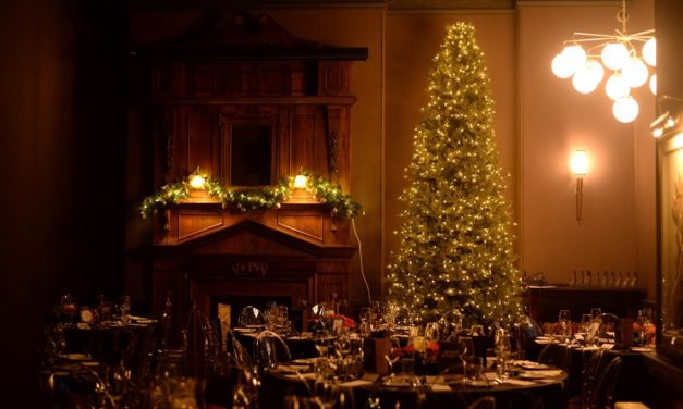 CHRISTMAS PARTY PLANNING MADE EASY AT THE UNION ROOMS