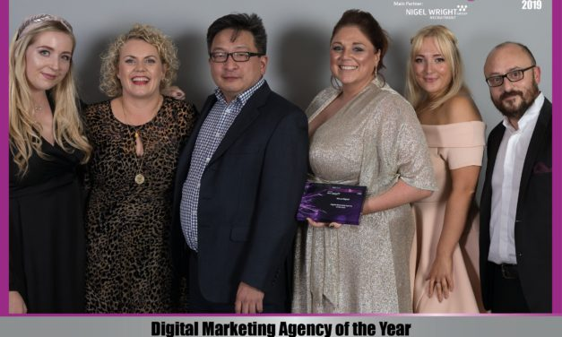 Shout Digital celebrates hat-trick of award wins and a decade in business