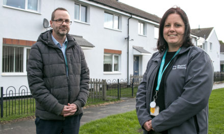Beyond Housing completes energy saving investment